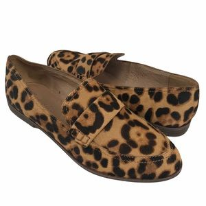 Madewell Leopard Print Loafer (NWOT) (7)